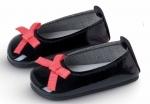 Corolle - Zwarte lakschoentjes