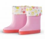 Corolle - Roze tuinlaarsjes