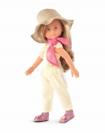 Corolle - Camille in zomeroutfit - 33cm