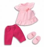 Corolle - Roze pyjama
