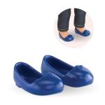 ma Corolle - Blauwe ballerinas