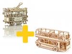 Voordeelpakket Wooden.City Openbaar vervoer