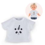 ma Corolle - Panda shirt