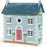 Houten poppenhuis Snowdrop - Le Toy van