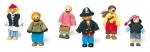 Poppenhuispoppen - Piraten - Legler
