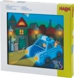 Haba - Nachtlampje - Op patrouille