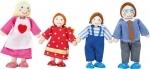 Poppenhuispoppen - Leuk gezin II