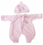 Roze pyjamapakje met muts- 33cm - Götz