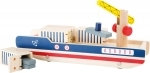 Houten Containerschip - Legler