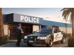 Police car Chevy Impala - Revell