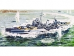 HMS Belfast - Airfix