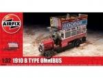 1910 type B omnibus - Airfix