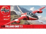 Folland Gnat - Airfix