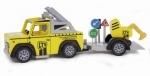Wegwerkzaamheden set - Le Toy van