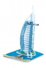 3D puzzel - Burj al Arab - Legler