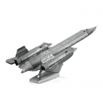 SR-71 Blackbird - Metal Earth