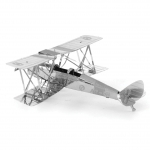 Havilland Tiger Moth - Metal Earth