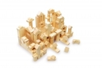 Houten blokken - 100 - Legler