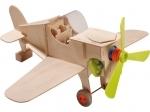 Bouwpakket Vliegtuig - Haba