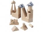 Houten aanvullingsset driehoeken - Haba