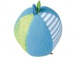 Stoffen bal blauw - Haba