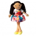 Groovy girl - Lily