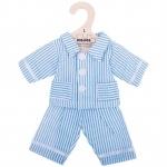 Bigjigs - 35cm - Blauwe pyjama