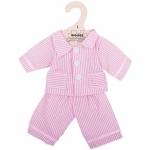 Bigjigs - 35cm - Roze pyjama