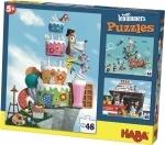 Haba - Puzzels van Leo Timmers