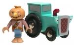Brio - Bob de bouwer - Trekker en Spud