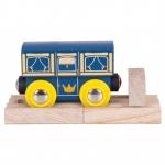 Bigjigs - Koninklijke wagon