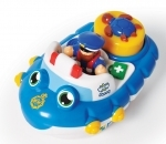 WOW Toys - Politieboot Perry