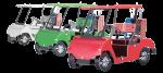 Metal Earth - Golf Carts