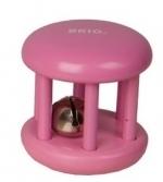 Baby rammelaar - Roze- Brio