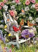 Legpuzzel - 1000 - Vogels
