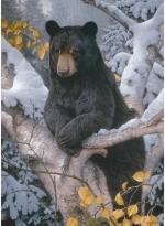 Legpuzzel - 1000 - Zwarte beer