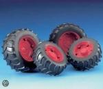 Bruder - Luchtbanden rood