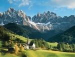Legpuzzel Italië Dolomieten - 2000 - Ravensburger