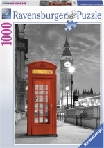 Legpuzzel London Big Ben - 1000 - Ravensburger