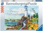 Legpuzzel Kustparadijs - 3000 - Ravensburger