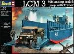 LCM 3 - 3delig - Revell
