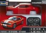 Challenger SRT8 rood 2013 - Revell
