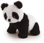 Trudi - knuffel panda - 9cm