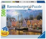 Legpuzzel - 500 - Verlichte haven