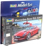 Mercedes Benz SLS AMG - Revell
