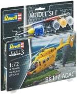 Helikopter BK117 ADAC - Revell