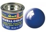 Nummer 52 Revell verf glanzend blauw