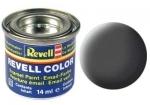 Nummer 66 Revell verf mat olijfgrijs