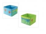 Haba voordeelpakket Vouwdozen groen en blauw