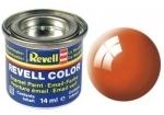 Nummer 30 Revell verf oranje glanzend